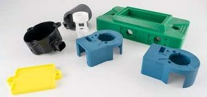 plastic parts from Plastic manufacturing companies